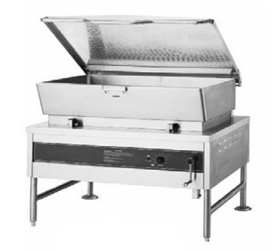 Accutemp ACGS-30 LP Tilting Skillet w/ 30-gal Capacity & Manual Tilt, LP