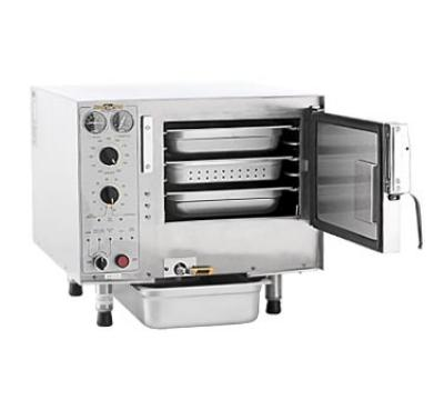 Accutemp S32081D060 Steam 'N' Hold Convection Steamer, 3 Pan, 6kw, 208/60/1ph