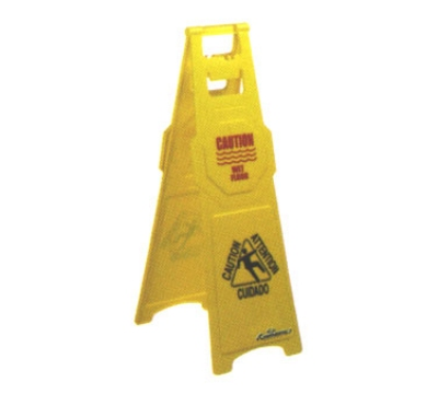 Continental Commercial 120 Caution Wet Floor