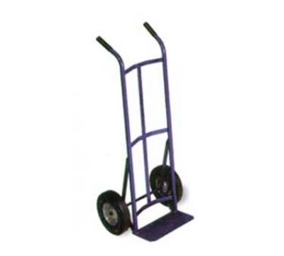 Continental Commercial 43 Steel Hand Truck w/ 650-lb Capacity & Blue Enamel Finish