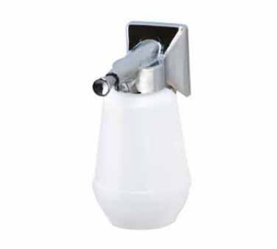 Continental Commercial 706 16-oz Pump-Action Soap Dispenser For Liquid Synthetic Detergent