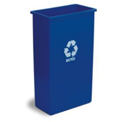 Continental Commercial 8322-1 23-Gallon Recycle Waste