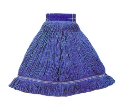 Continental Commercial A03002 Wet Mop Head, Launderable, 5-in,