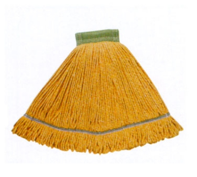 Continental Commercial A02702 Wet Mop Head, Launderable,