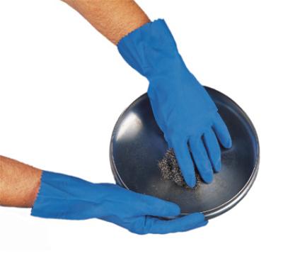 San Jamar 12NFXL-PR X-Large Dishwashing Glove