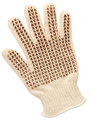 San Jamar ML5000 Heavyweight Cotton Knit Glove,