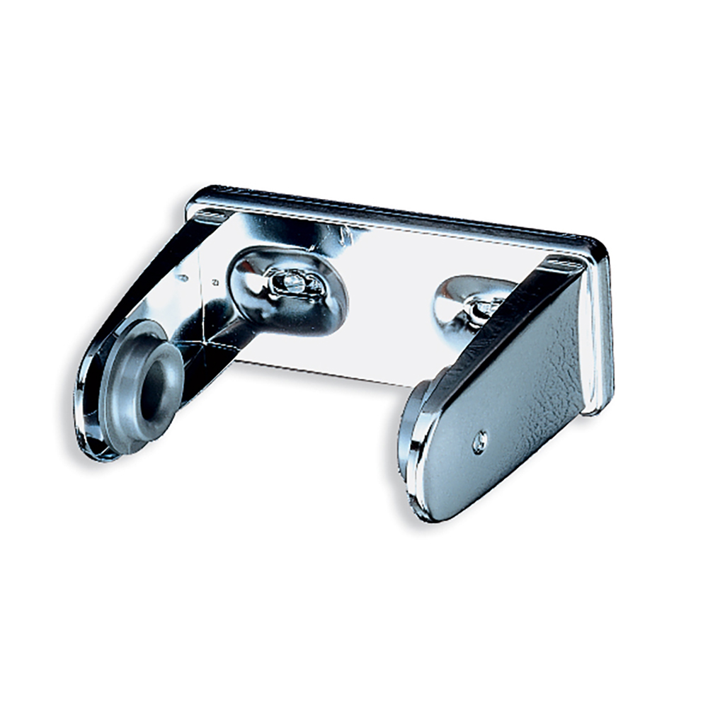 San Jamar R1200XC Tissue Dispenser, Single Roll, Non-Locking, Chrome