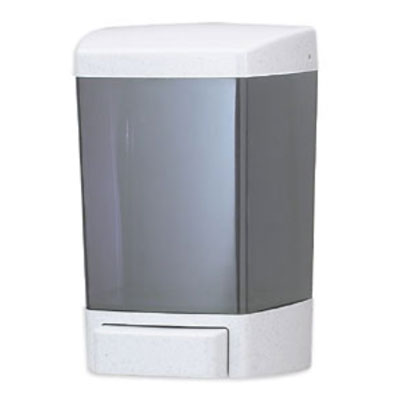 San Jamar S46TBL Wall Mount Classic Soap Dispenser, 46 oz