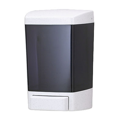San Jamar SF46TBK Foam Soap Dispenser, 46-oz, Black