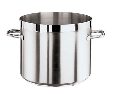 World Cuisine 11105-20 5.25-qt Stock Pot - Stainless