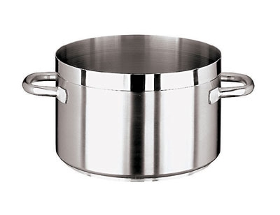 World Cuisine 11107-45 46.5-qt Sauce Pot, Stainless