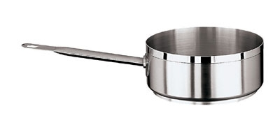 World Cuisine 11108-28 7-qt Saute Pan, Stainless,