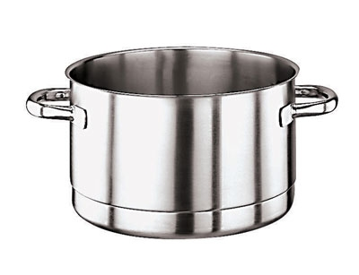 "World Cuisine 11119-28 11"", Stock Pot - Indu"