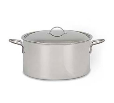 World Cuisine 12509-28 7-qt Sauce Pot w/ Stay Cool