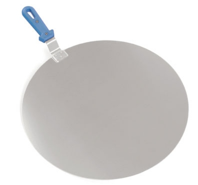 World Cuisine 42826-41 Pizza Peel w/ Short Handle, 16-1/8-in, Aluminum