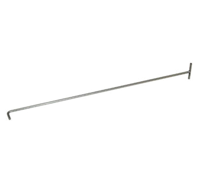 New Age 1199 Drag Hook, 37.5-in, Aluminum