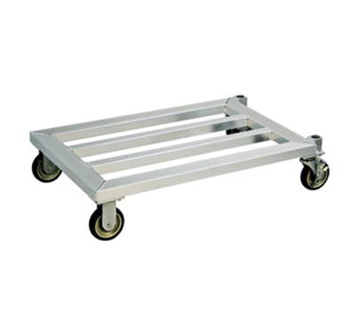 New Age 1200 20x42-in Mobile Dunnage Rack w/ 1200-lb Capacity & 1-T