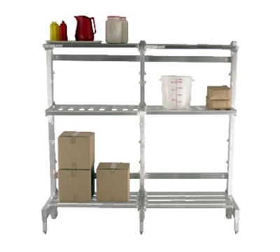 New Age 2563 21-in Right Upright for 18-in Cantilever Shelving