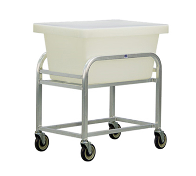 New Age 99271 Bulk Cart w/ 4-Bushel Capacity & All Welded Construction. 21x28.25x30.25-in