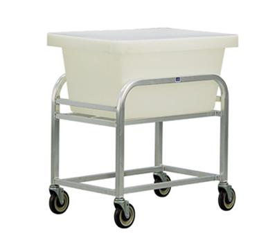 New Age 99271 Bulk Cart w/ 4-Bushel Capacity & All Welded Construction. 21x28.25x30.25-in