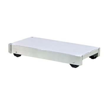 New Age RD2436 Low Profile Rotadolly w/ Multidirectional Wheels, 24x36-in Deck, Aluminum