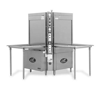 Jackson CL10CE 4603 Rack Type Corner Load Pot Pan Washer, Electric Tank Heat, Stainless, 460/3V