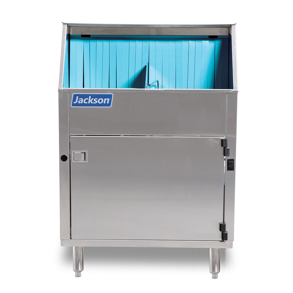 Jackson DELTA1200 2081 Underbar Carousel Type Glass Washer 1,200-Glasses/Hour Low Temperature 208/1V
