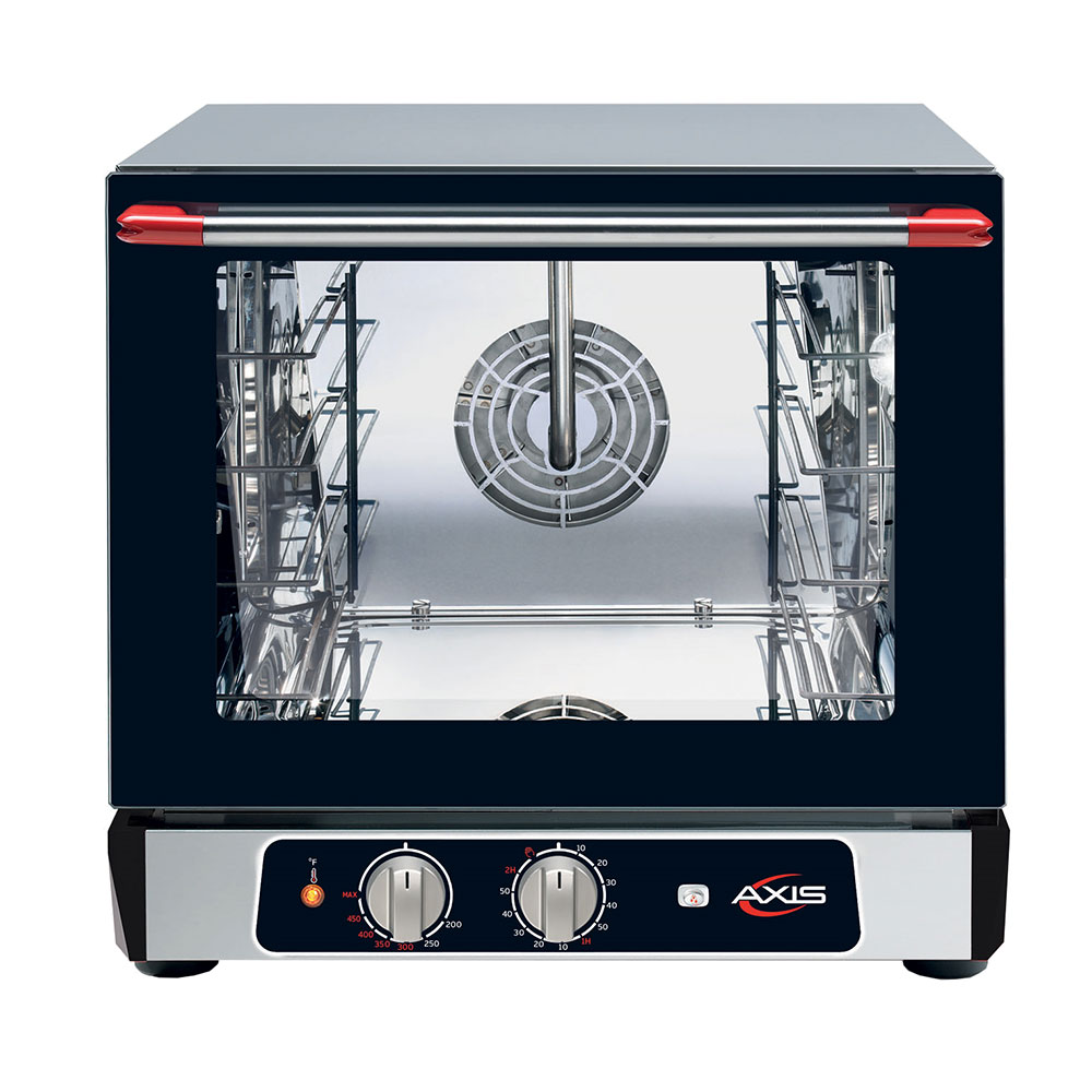 Axis AX-514RH Half-Size Countertop Convection Oven, 208-240v/1ph