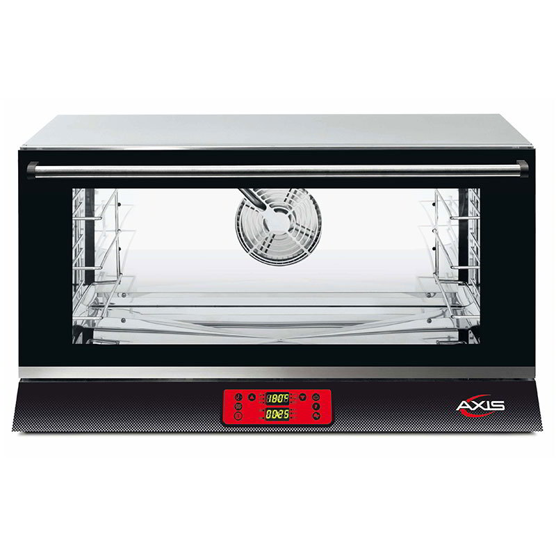 Axis AX-813RHD Full-Size Countertop Convection Oven, 208/240v/1ph