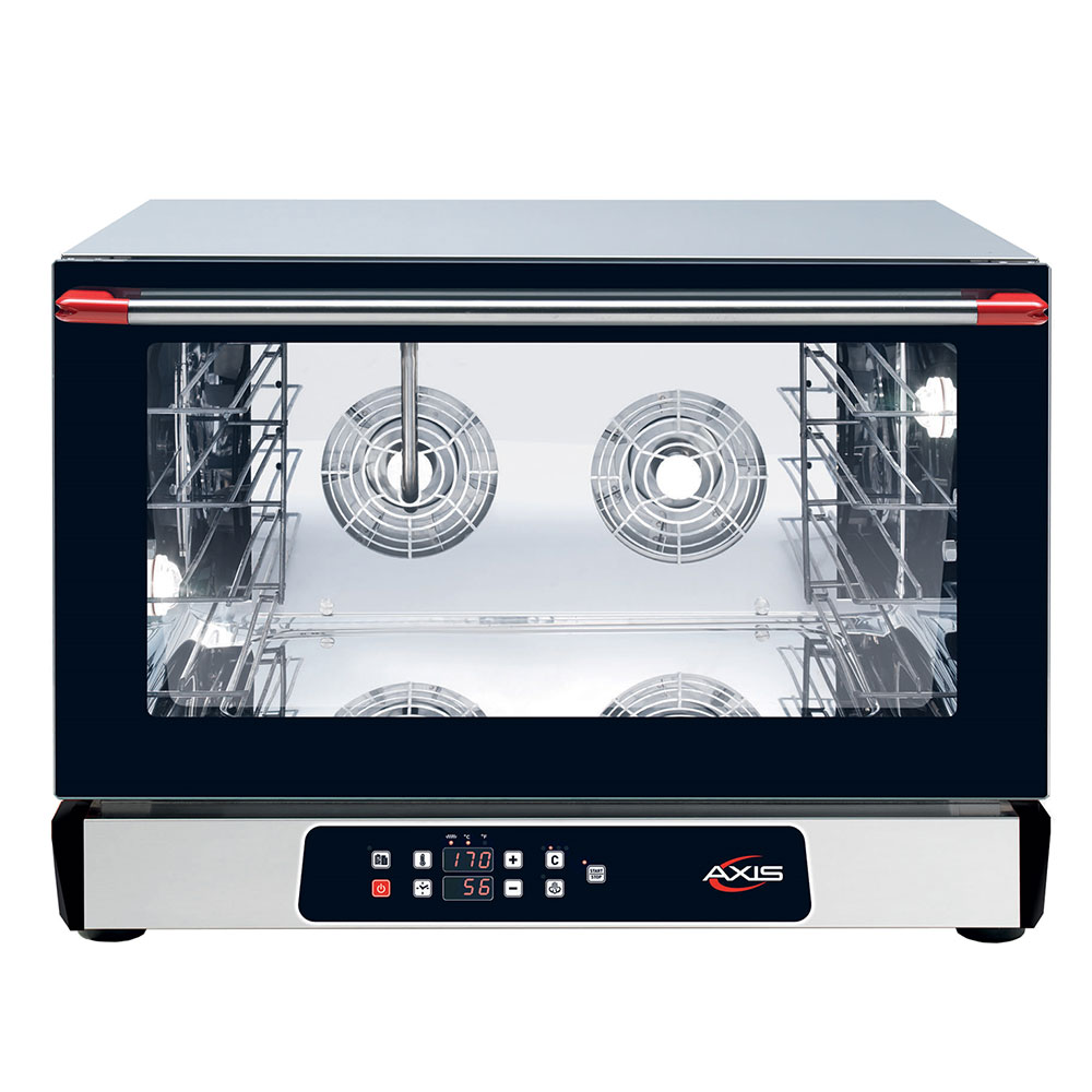 Axis AX-824RHD Full-Size Countertop Convection Oven, 208/240v/1ph