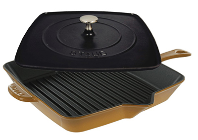 Staub 1442002 12-in Grill Press Co