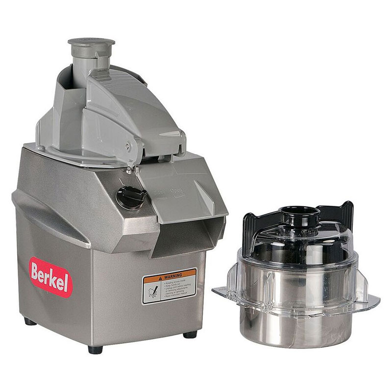 Berkel CC34/2 Combination Cutter Mixer / Continuous Feed Vertical Food Processor
