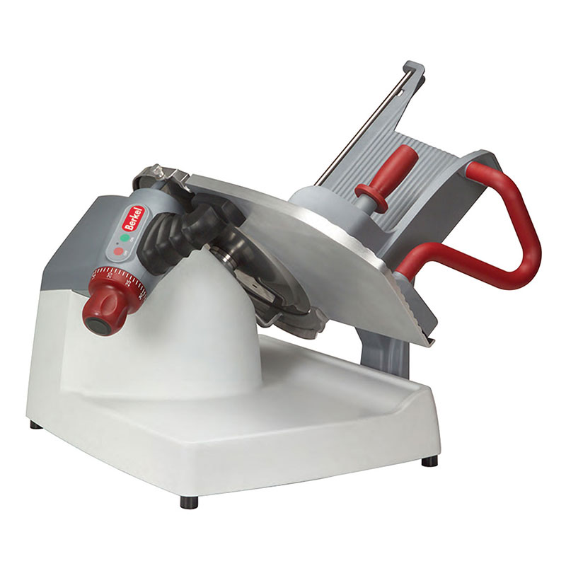 Berkel X13-PLUS Premier Manual Food Slicer w/ Gravity Feed & 13-in Diameter, Stainless Knife