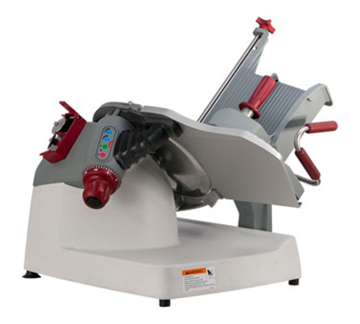 Berkel X13E-PLUS 115 Premier Manual Food Slicer w/ 13-in Round Stainless Knife, Gravity Feed