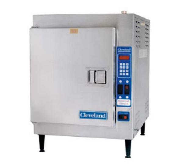 Cleveland 21CET16E Steamcraft 5 Convection Steamer, Elec