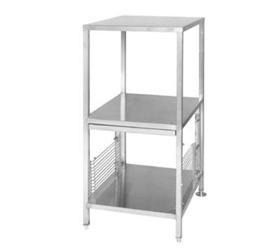 Cleveland ES2446 2-Shelf Stacking Stand w/ 1-Set Pan Racks, Adjustab