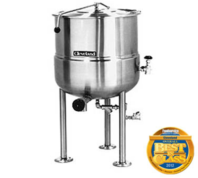 Cleveland KDL-200 200-Gallon Direct Steam K