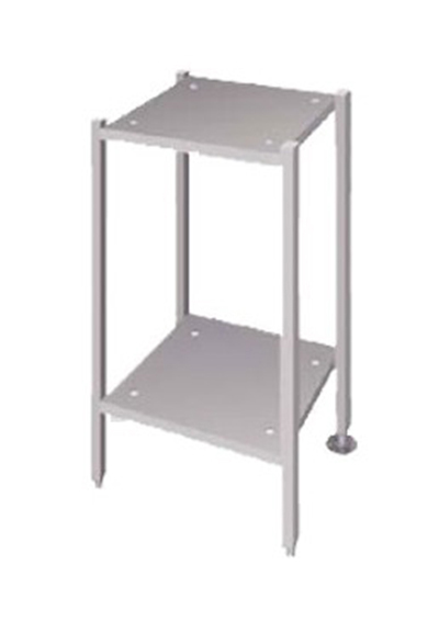 "Cleveland ES26304466E 44"" Equipment Stand - Common Drain, Water Connection, Stainless"