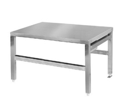 Cleveland EST28 Equipment Stand, for Single Kettles Only, Open Base, 28 x 26 x 18&qu
