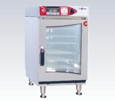 Cleveland OES 10.10 MINI 240 Half-Size Boilerless Mini Combi-Oven Steamer w/ 5-Pan Capacity, 240/3 V