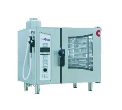 Cleveland OGB 6.10 NG Half-Size Combi Oven-Steamer w/ 6-Pan Capacity, NG