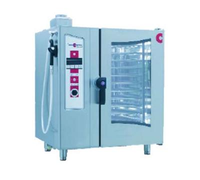 Cleveland OGS 10.10 LP Half-Size Combi Oven-Steamer w/ 10-Pan Capacity, LP