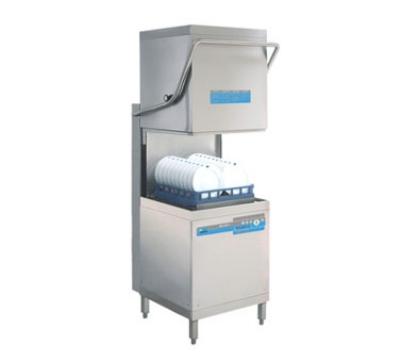 Meiko DV 80.2 Door Type Dishwasher - 61-Racks/hr Capacity, 460/3v