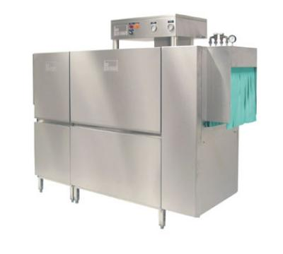 Meiko K76E460 54-in Single Tank Rack Conveyor Dishwasher For 260 Racks/Hr, 18-in Clear, 460/3