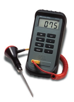Comark KM330 Type K Industrial Digital Thermometer