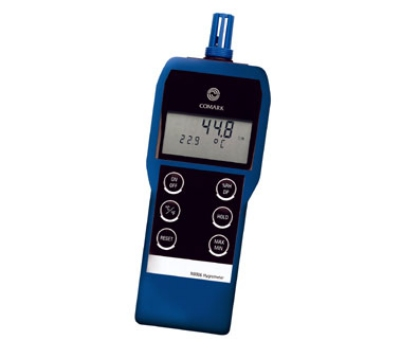 Comark N8006 Digital Temperature & Humidity Tester w/ Integral Probe