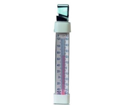 Comark EFG120 Economy Refrigerator Freezer Thermometer w/ Non-Toxic Spirit Filled Tube