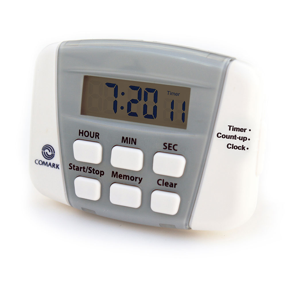 Comark UTL882 Digital Timer w/ 24-Countdown & Count Up Capacity