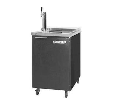 """Beverage Air BM23C-S 24"""" Draft Beer System w/ (1) Keg Capacity - (1) Column, Stainless, 115v"""