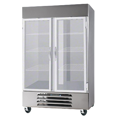 Beverage Air HBRF49-1 Reach-In Refrigerator Freezer w/ Right & Left Hinged Solid Doors, 49-cu ft